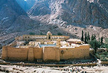 Путешествие в Египет