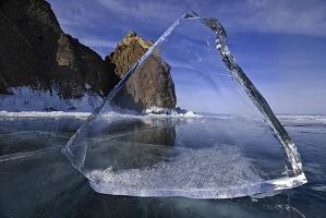 Ice Diving, подготовка места для погружений