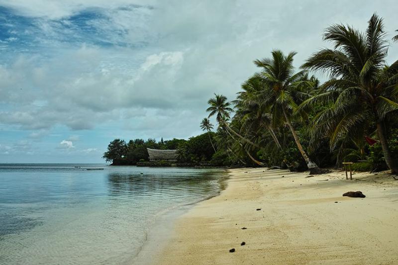 Дайвинг на Палау остров Яп
