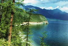 Россия озеро Байкал