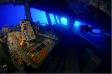 Погружения на затонувшие корабли