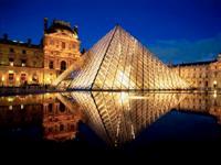 Путешествие по Франции - Париж