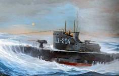 Гибель подводных лодок на Чёрном море