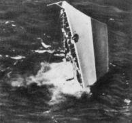 Большой противолодочный корабль «Отважный»