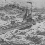 Первая Мировая война подлодка Барс