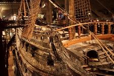 Как создался музей корабля Васа