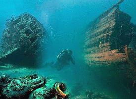 Интересная наука морская археология