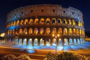 История древнего Рима, Колизей