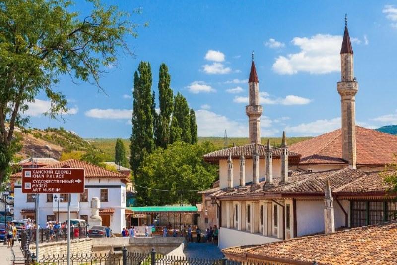город бахчисарай стал столицей крымского ханства