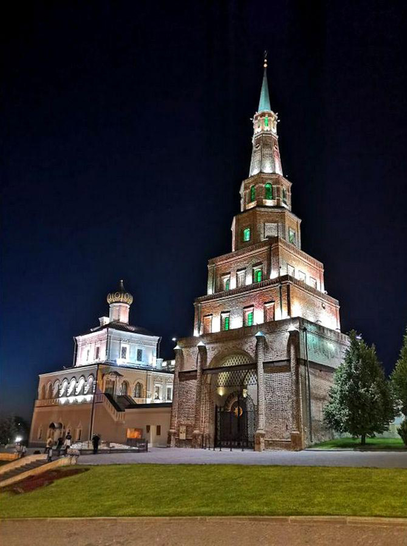 Казанская башня