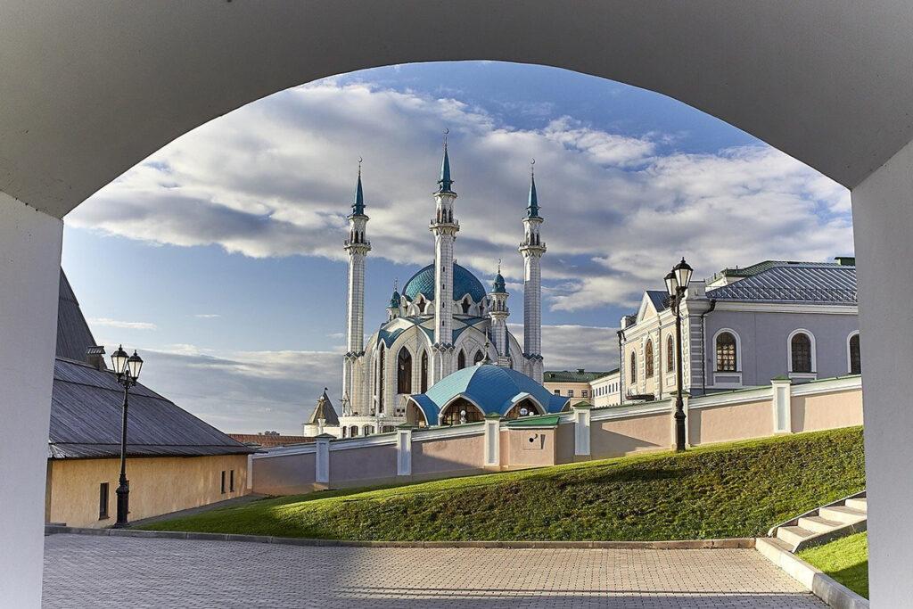 Казань европейский город