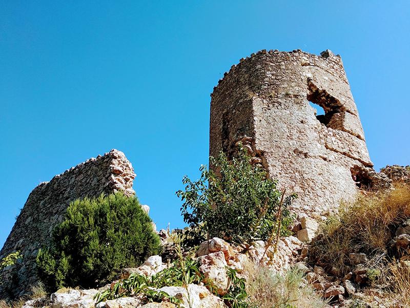 Чембало – средневековая генуэзская крепость